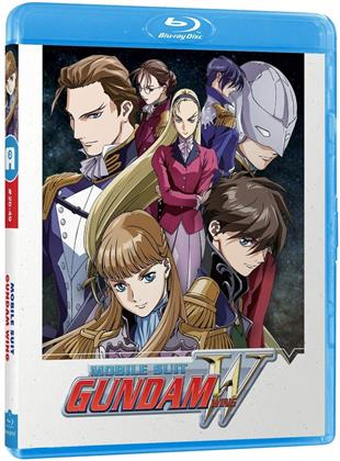 Mobile Suit Gundam Wing - Partie 2 (3 Blu-rays)