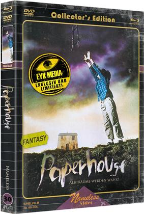 Paperhouse - Alpträume werden wahr (1988) (Limited Collector's Edition, Mediabook, Blu-ray + DVD)