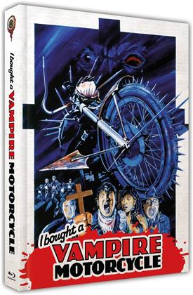 I bought a Vampire Motorcycle (1990) (Cover A, Limited Collector's Edition, Mediabook, Blu-ray + DVD)
