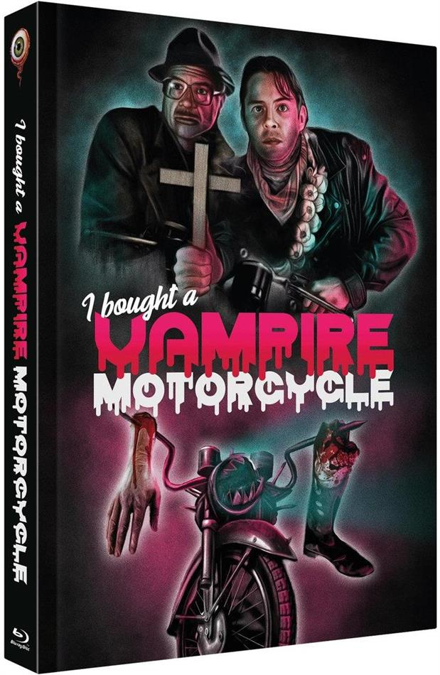 I bought a Vampire Motorcycle (1990) (Cover B, 4K Mastered, Limited Collector's Edition, Mediabook, Blu-ray + DVD)