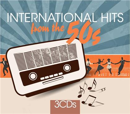 International Hits From The 50s (3 CDs)