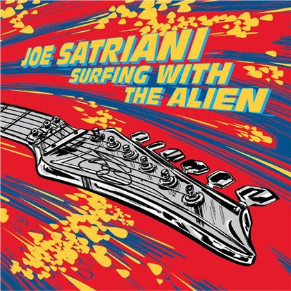 Joe Satriani - Surfing With The Alien (Black Friday 2019, 2 LPs)