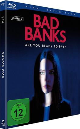 Bad Banks - Staffel 2 (2 Blu-rays)