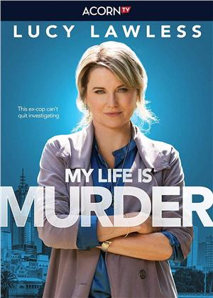 My Life Is Murder - Season 1 (3 DVDs)