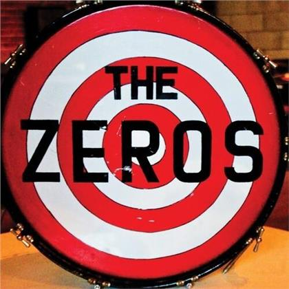 "The Zeros - In The Spotlight / Nowhere To Run (7"" Single)"