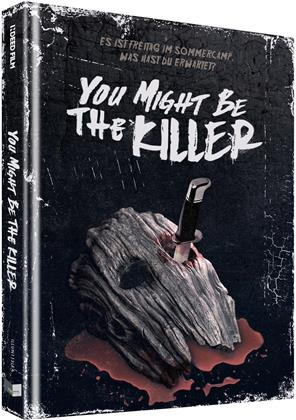 You Might Be the Killer (2018) (Cover A, Limited Collector's Edition, Mediabook, Uncut, Blu-ray + DVD)
