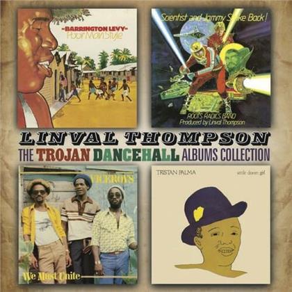 Linval Thompson - The Linval Thompson Trojan Dancehall Albums Collection: Four Original Albums (2 CDs)