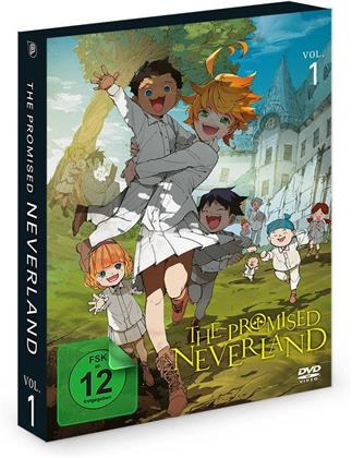 The Promised Neverland - Vol. 1 (2 DVDs)
