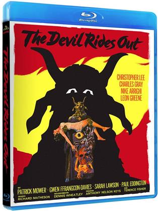 The Devil Rides Out (1968) (Hammer Edition, Limited Edition, 2 Blu-rays)