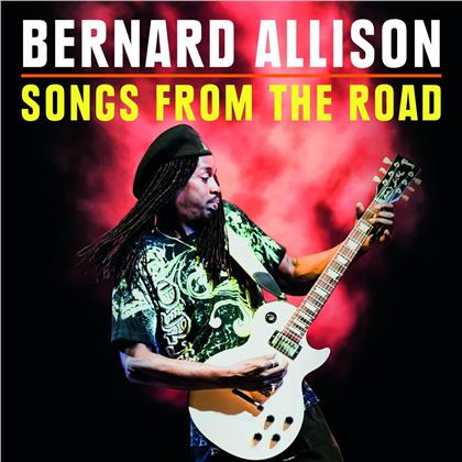 Bernard Allison - Songs From The Road (CD + DVD)