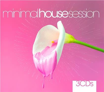 Minimal House Session (3 CDs)