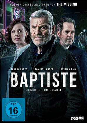 Baptiste - Staffel 1 (2 DVDs)