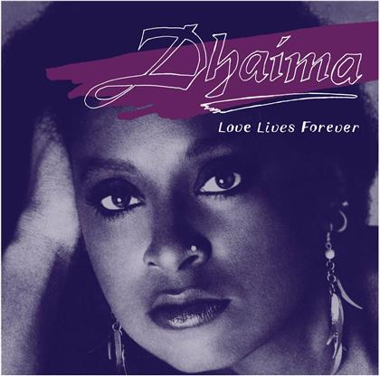 Dhaima - Love Lives Forever (Colored, LP)