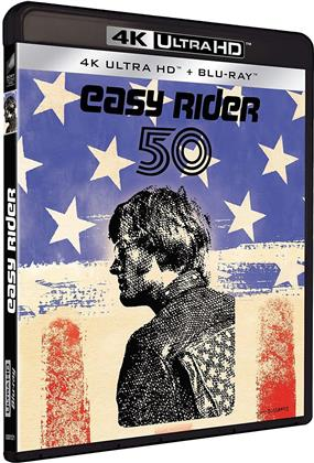 Easy Rider (1969) (4K Ultra HD + Blu-ray)