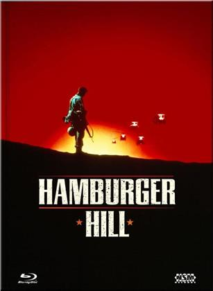Hamburger Hill (1987) (Cover B, Limited Collector's Edition, Mediabook, Uncut, Blu-ray + DVD)