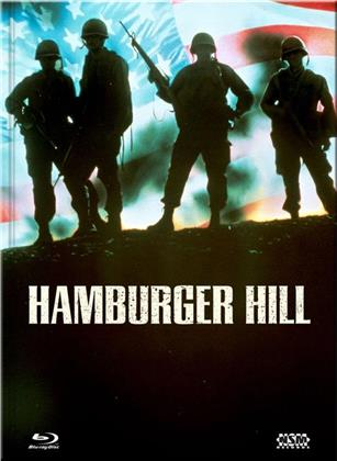 Hamburger Hill (1987) (Cover C, Limited Collector's Edition, Mediabook, Uncut, Blu-ray + DVD)