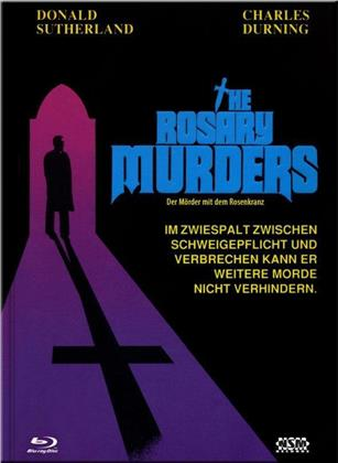 The Rosary Murders (1987) (Cover D, Limited Collector's Edition, Mediabook, Blu-ray + DVD)