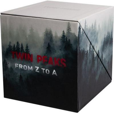Twin Peaks - From Z to A - Collection Complète (Limited Edition, 21 Blu-rays)