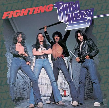 Thin Lizzy - Fighting (2019 Reissue, Universal UK, LP + Digital Copy)