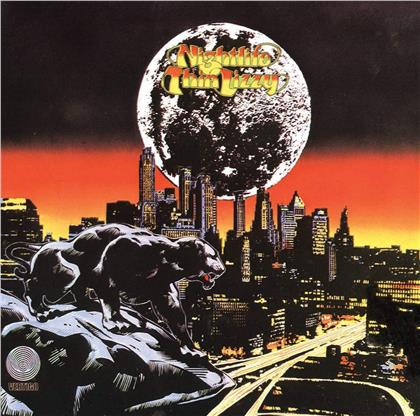 Thin Lizzy - Nightlife (2019 Reissue, Universal UK, LP)