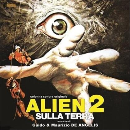 Guido De Angelis & Maurizio De Angelis - Alien 2 Sulla Terra (Limited Edition, Colored Vinyl, LP)