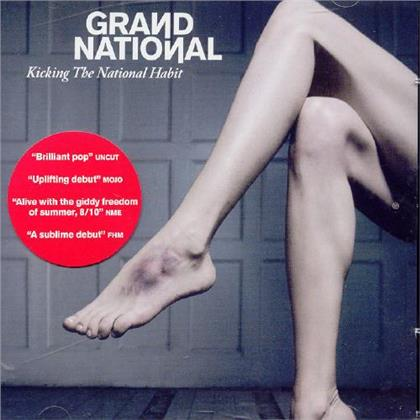 Grand National - Kicking The National Habit (2019 Reissue)