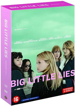 Big Little Lies - Saisons 1 & 2 (5 DVDs)