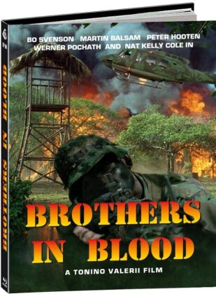 Brothers in Blood (1987) (Cover C, Limited Edition, Mediabook, Uncut)