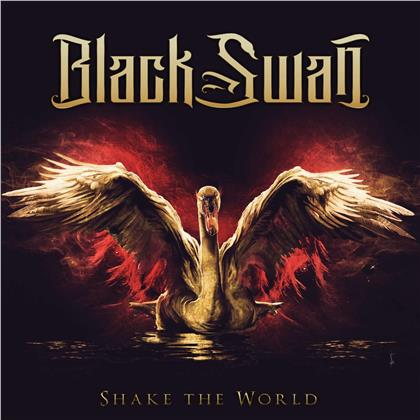 Black Swan (Robin McAuley/Jeff Pilson/Reb Beach/Matt Starr) - Shake The World