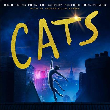 Andrew Lloyd Webber - Cats - Highlights From The Motion Picture Soundtrack - OST
