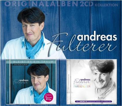 Andreas Fulterer - Originalalbum - 2CD Kollektion (2 CDs)