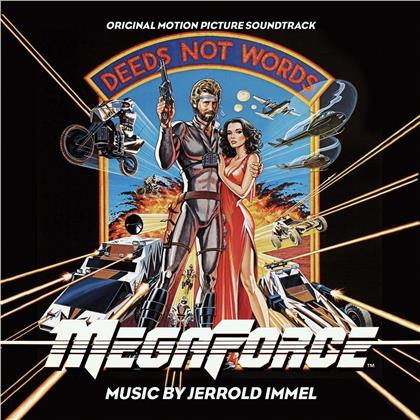 Jerrold Immel - Megaforce: - OST