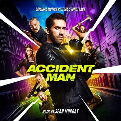 Sean Murray - Accident Man