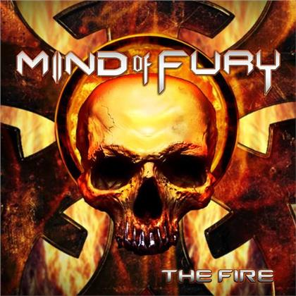 Mind Of Fury - The Fire (Digipack)