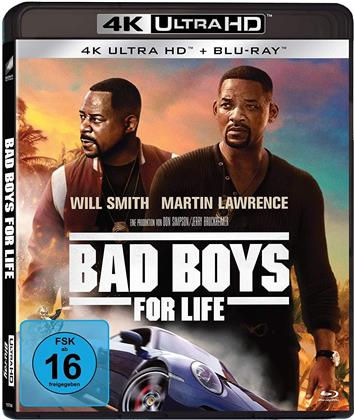 Bad Boys For Life - Bad Boys 3 (2020) (4K Ultra HD + Blu-ray)