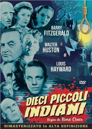 Dieci piccoli indiani (1945) (HD-Remastered, s/w, Neuauflage)