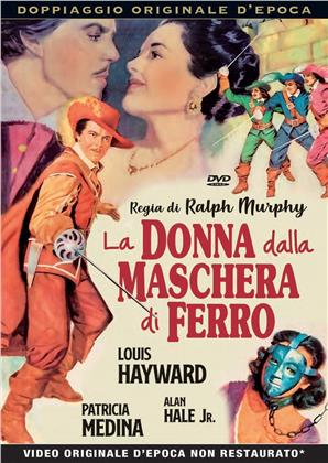 La donna dalla maschera di ferro (1952) (Doppiaggio Originale D'epoca, Rare Movies Collection, s/w)