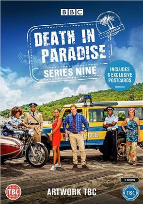 Death in Paradise - Series 9 (BBC, 3 DVDs)
