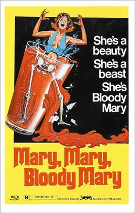 Mary, Mary, Bloody Mary (1975) (Cover A, Grosse Hartbox, Limited Edition, Uncut)