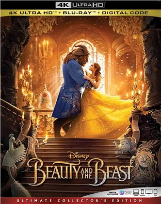 Beauty and the Beast (2017) (Ultimate Collector's Edition, 4K Ultra HD + Blu-ray)